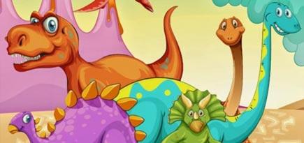 Gry Dinozaury