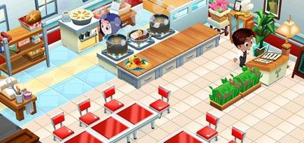 Gry Restauracja