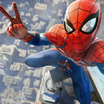 Gry Spiderman