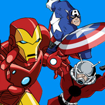 Gry Avengers