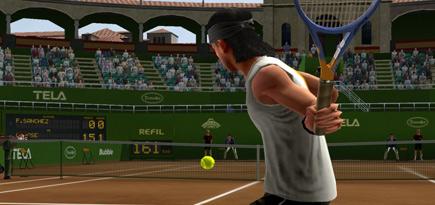 Gry Tenis