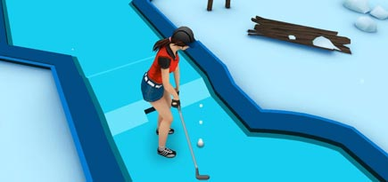 Gry Golf