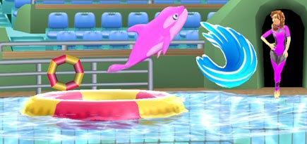Gry My Dolphin Show