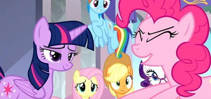 Gry My Little Pony