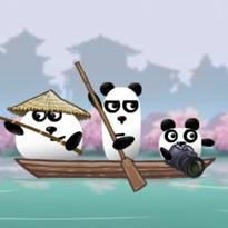 3 Pandy w Japonii