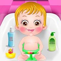 Mała Hania: Pielęgnacja skóry