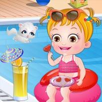 Mała Hania: Letnia Zabawa
