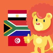 Flagi Afryki