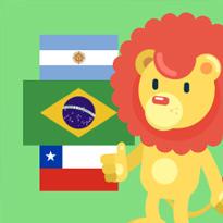 Flagi Ameryki Południowej