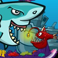 Rybki jedzą rybki