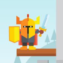 Skoczny rycerz