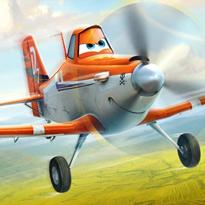 Samoloty: Powietrzny wyścig