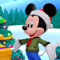 Świąteczne zabawy Disneya