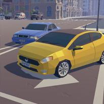 Wyścigi po mieście 3D