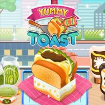 Najlepsze tosty