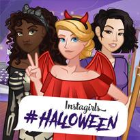 Instagirls na Halloween