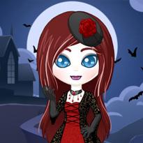 Strój dla wampirki