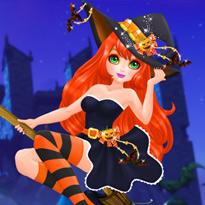 Halloweenowe przygotowania