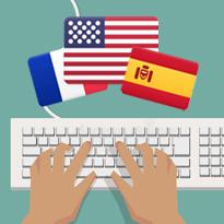 Szybkie pisanie: Języki obce