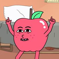 Jabłko i Szczypior: Bitwa na rytmy