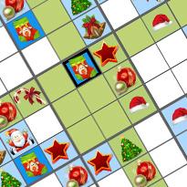 Świąteczne sudoku