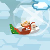 Samolot Mikołaja