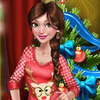 Świąteczna ubieranka