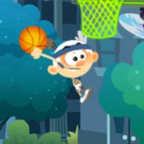 Szalona koszykówka 2