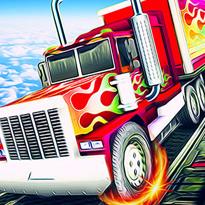 Niesamowite ciężarówki 3D