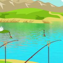 Łowienie na 3 wędki