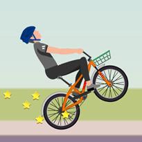 Rowerem na jednym kole