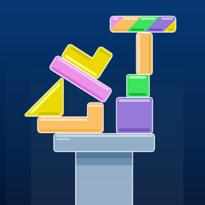 Geometryczna wieża