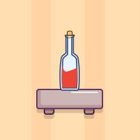 Podrzuć butelkę