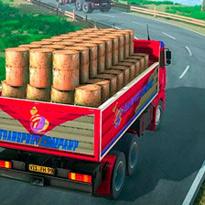 Ciężarówką po Indiach