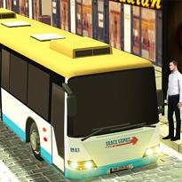 Kierowca miejskiego autobusu
