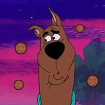 Nocne przekąski Scooby Doo