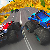 Ekstremalne monster trucki