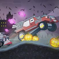 Wyścigi w Halloween