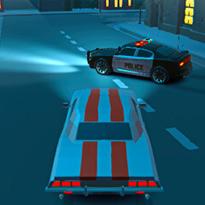 Nocne wyścigi po mieście 3D