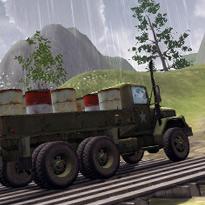 Terenowe ciężarówki 2