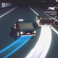 Neo wyścigi 3D