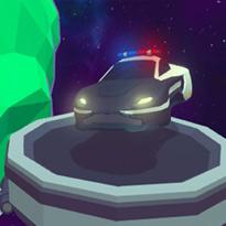 Auta w kosmosie 3D