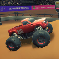 Arena monster trucków