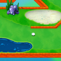 Szalony mini golf