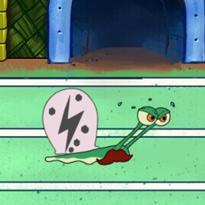 Spongebob: Wyścig ślimaków