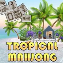 Tropikalny Mahjong