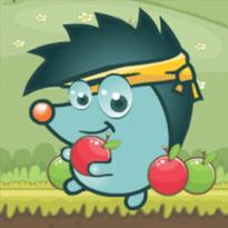Złap jabłuszko