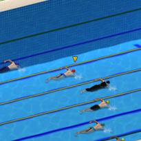 Profesjonalne pływanie
