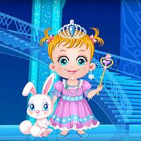Mała Hazel: Lodowa Księżniczka