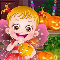 Mała Hazel: Przyjęcie na Halloween